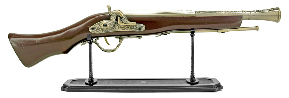 Pirate Flintlock Blunderbuss Rifle