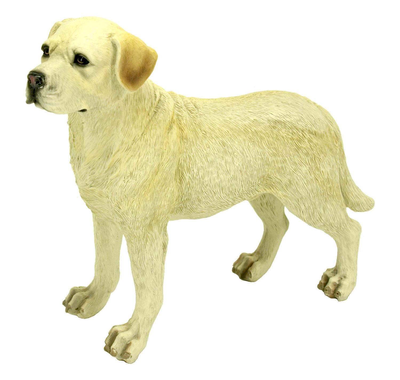 Marley - Yellow Labrador Statue