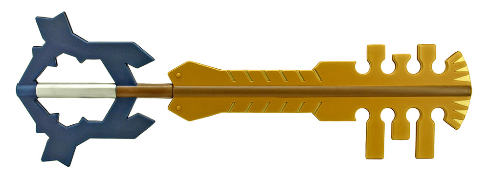 33.25 in Video Game Key Sword - Golden