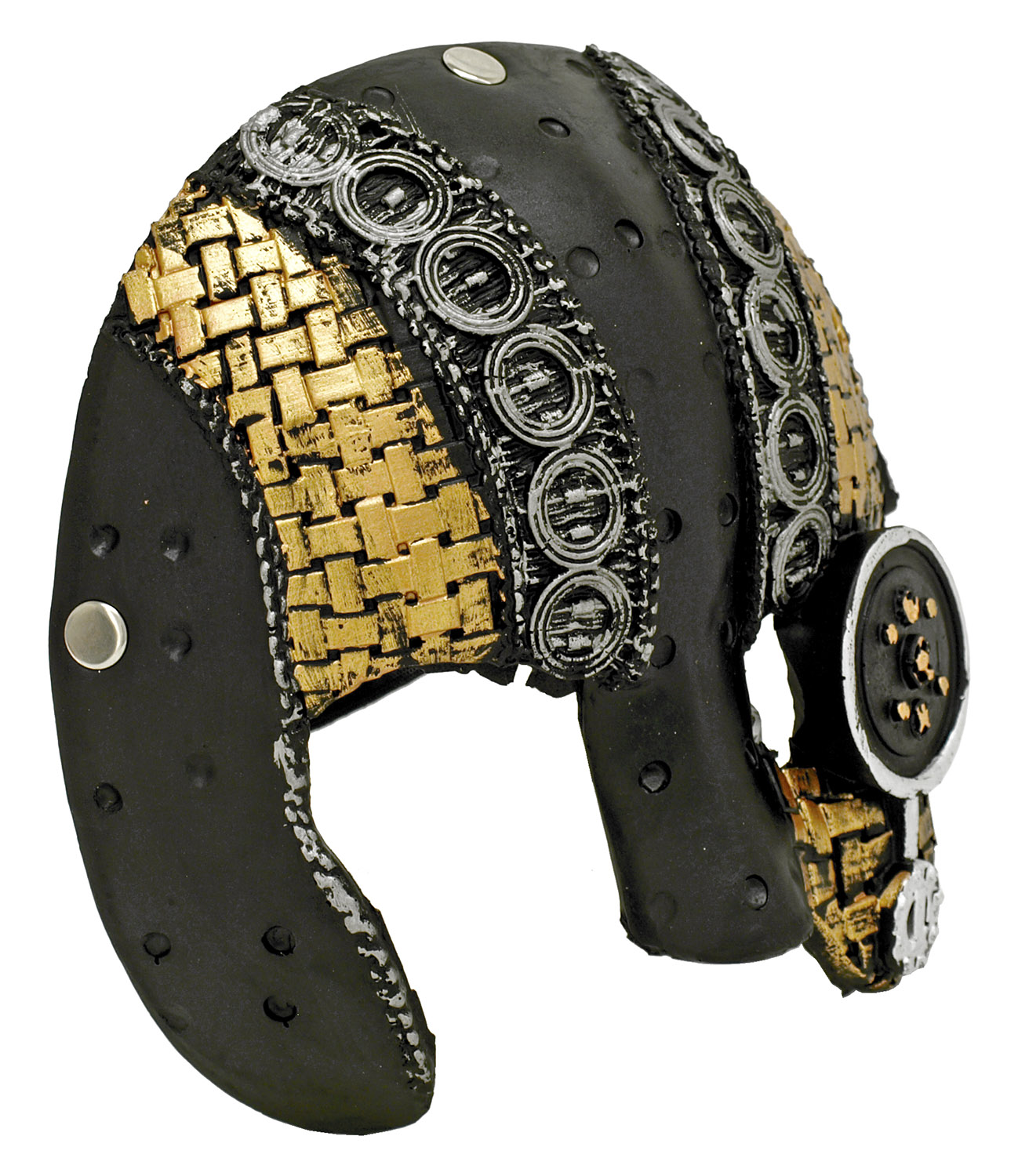 Steampunk Spartan Mask