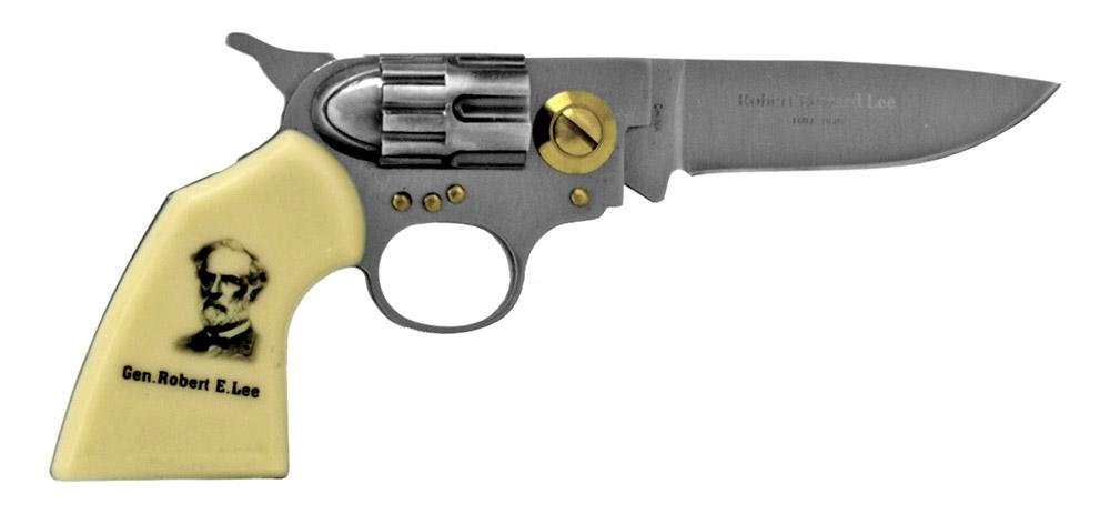 4.25 in Robert E. Lee Gun Knife