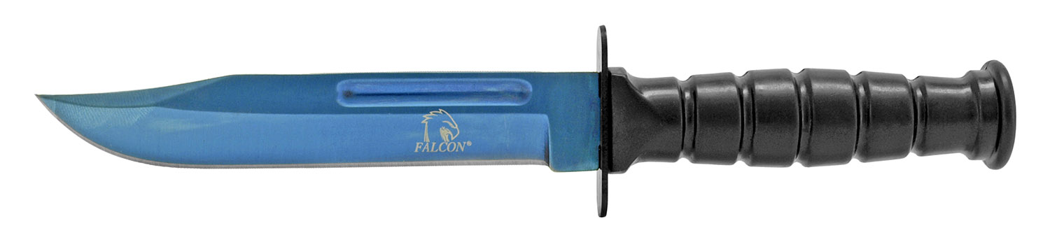 7.5 in Compact Tactical Knife - Blue