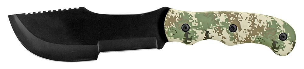 11 in Hunting Knife - Digital Camo