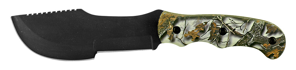 11 in Hunting Knife - Snow Camo