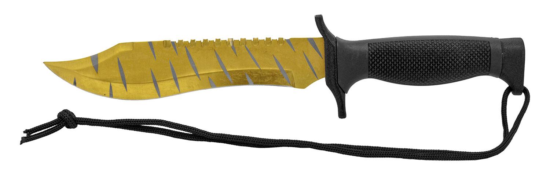 12.25 in Tactical Blade - Golden