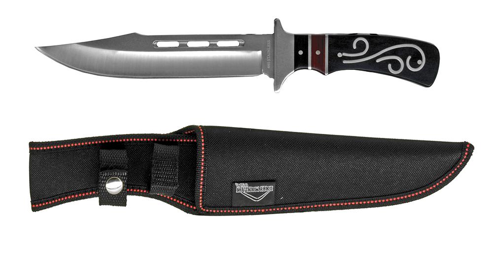 12 in Hunting Knife