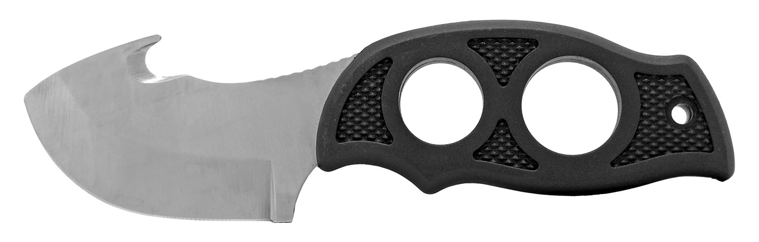 7 in Tactical Carving Knife - Black