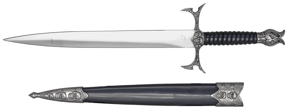 14 in Medieval Dagger