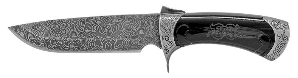 4.5 in Dagger - Black