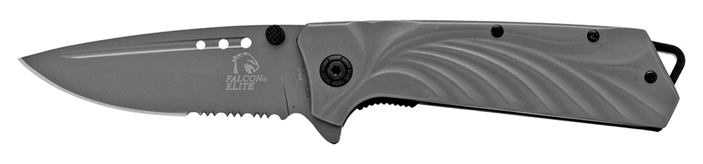 5 in Spring Assist Folding Knife - Gunmetal