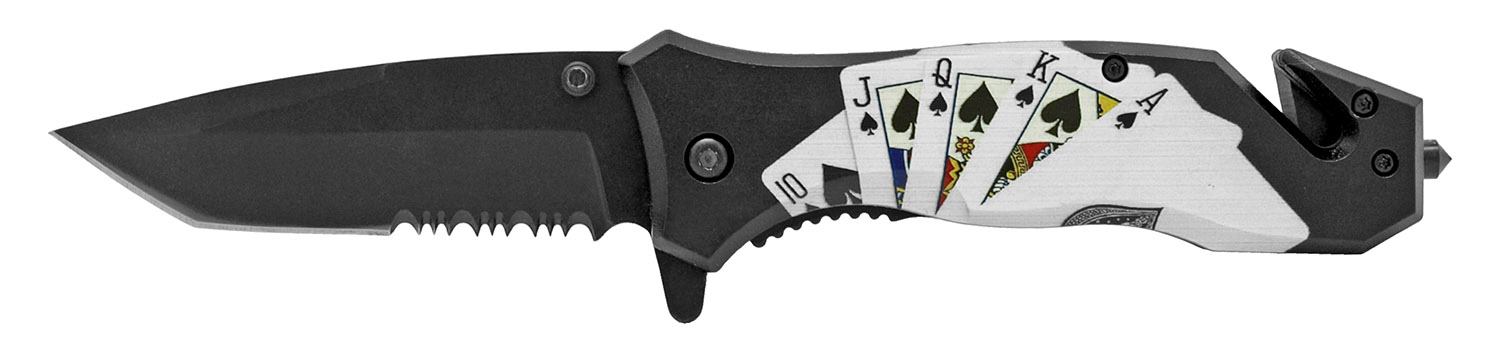 4.75 in Royal Flush Folding Knife