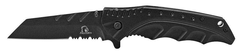 4.5 in Spring Assisted Folding Knife - Black