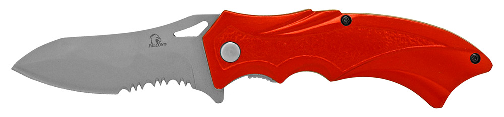 4.5 in Spring Assisted Sling Folding Blade - Red