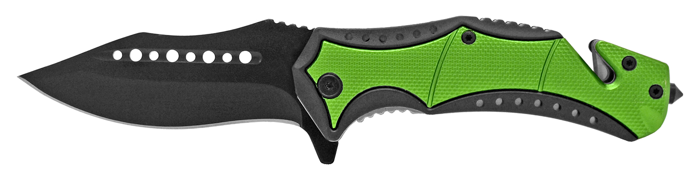4.75 in Modern Pocket Knife - Green
