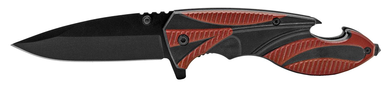 4.5 in Carving Pocket Knife - Black
