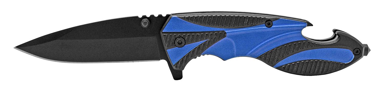 4.5 in Carving Pocket Knife - Blue