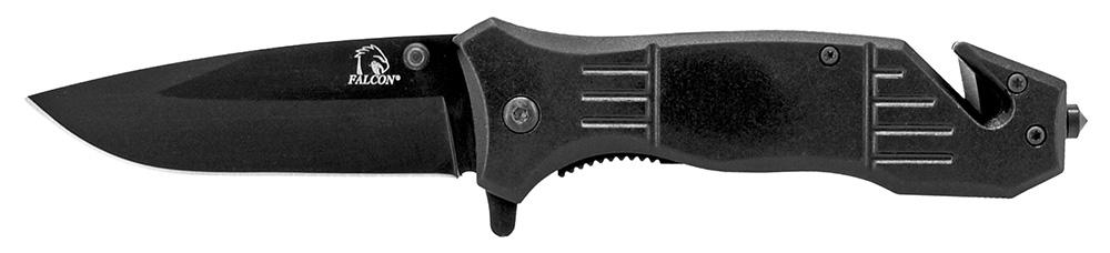 4.5 in Elite Folding Knife - Black