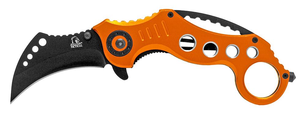 5.25 in Folding Rip Blade - Orange
