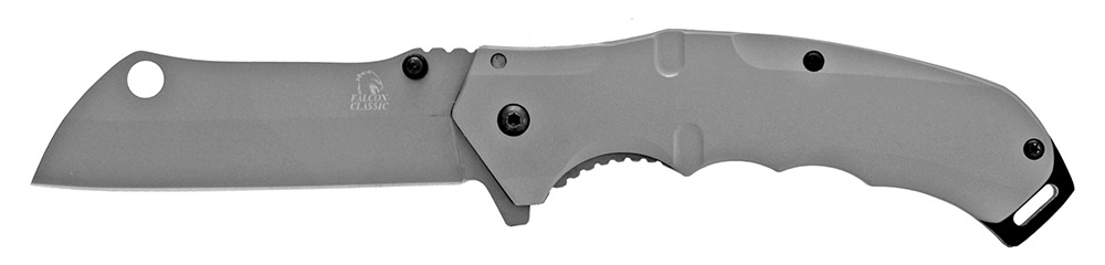 4.75 in Spring Assisted Folding Knife - Gunmetal