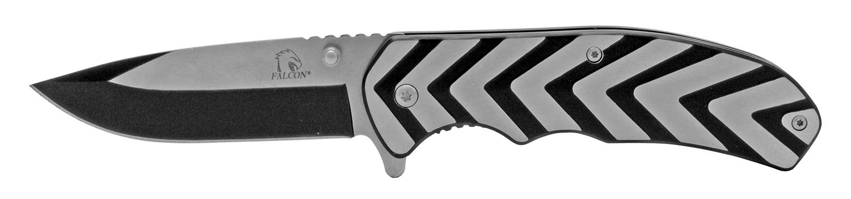 4.5 in Ultra Heavy Duty Folding Knife - Black