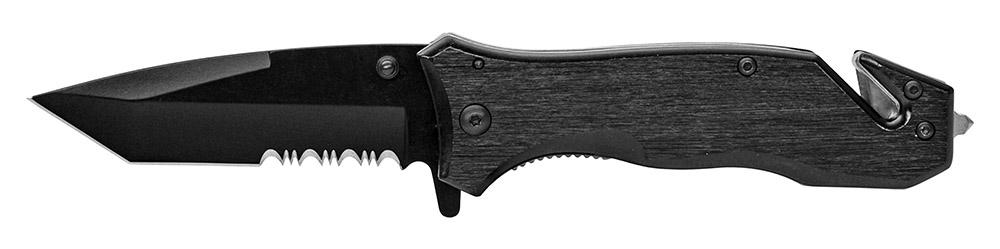 4.75 in Spring Assist Folding Knife - Black