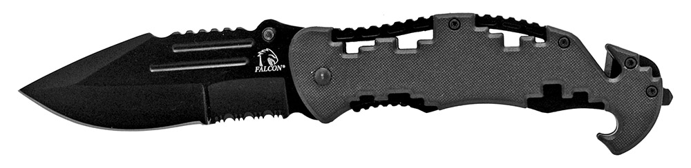 4.75 in Spring Assist Folding Knife - Black