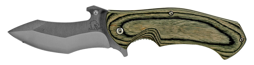 4.75 in Spring Assisted Tactical Knife - Grey