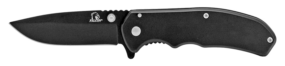 3.75 in Folding Pocket Knife - Black