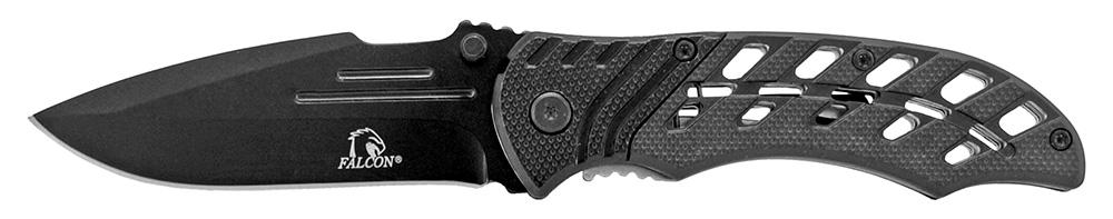 4.5 in Diver Folding Knife - Black