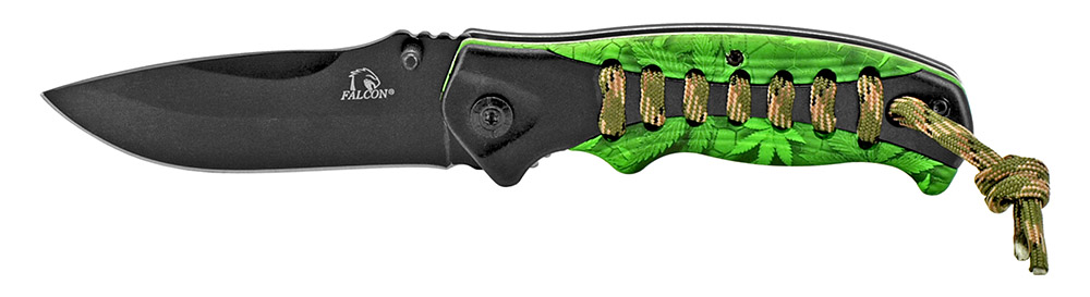 4.75 in Spring Assisted Folding Knife - Colorado Camo