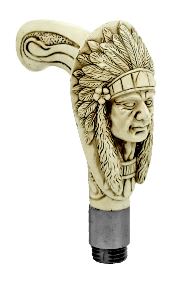 Chief Walking Cane with Blade