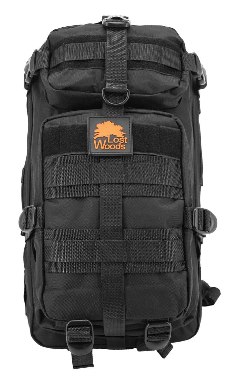 Tactical Mission Pack - Black