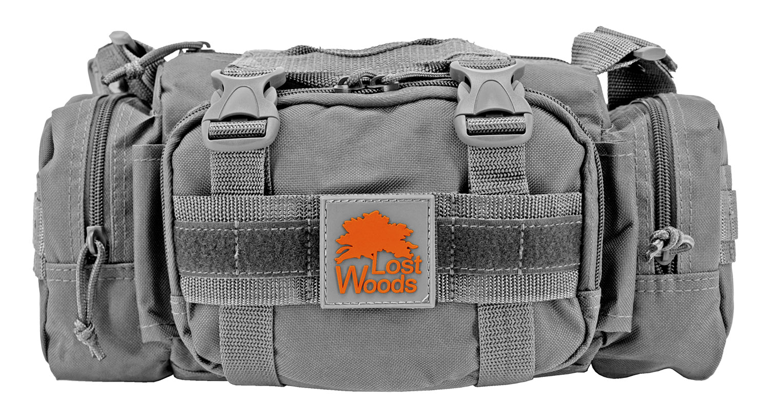 Military Detachment Pack - Grey