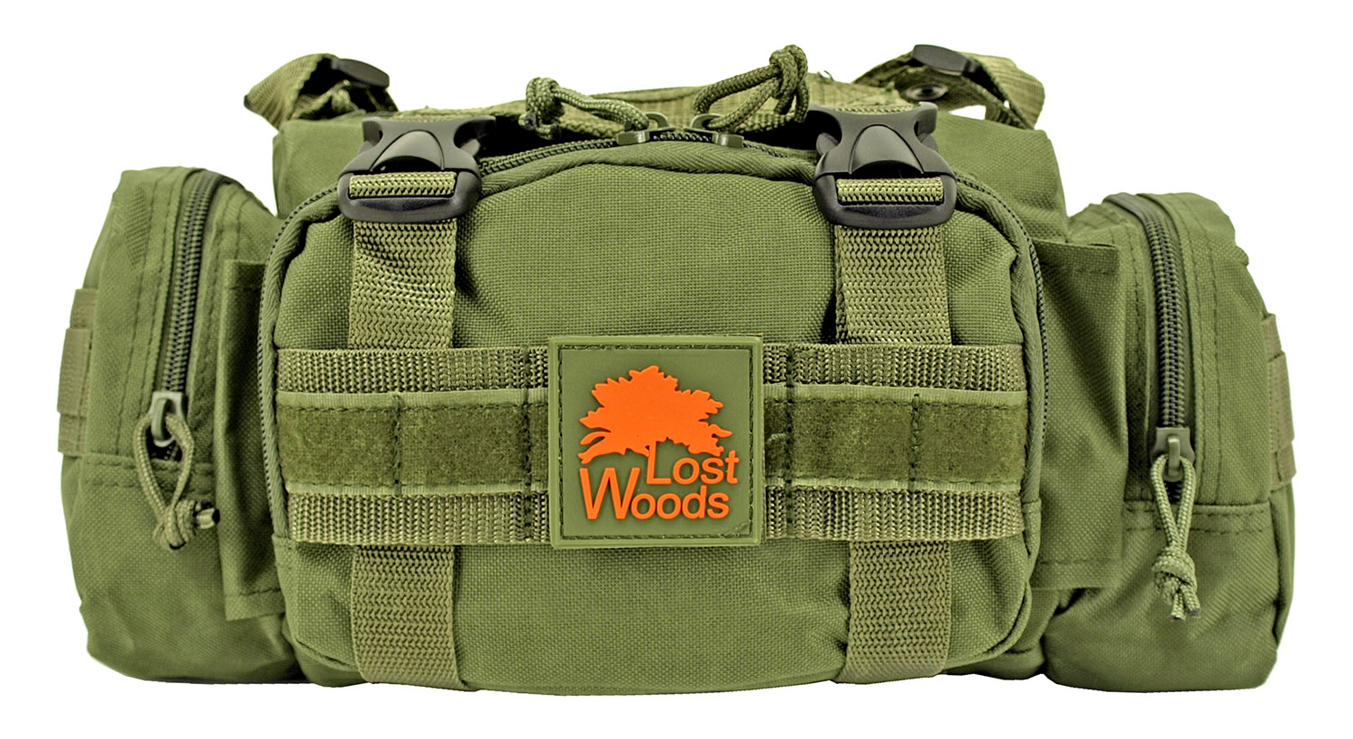 Military Detachment Pack - Olive Green