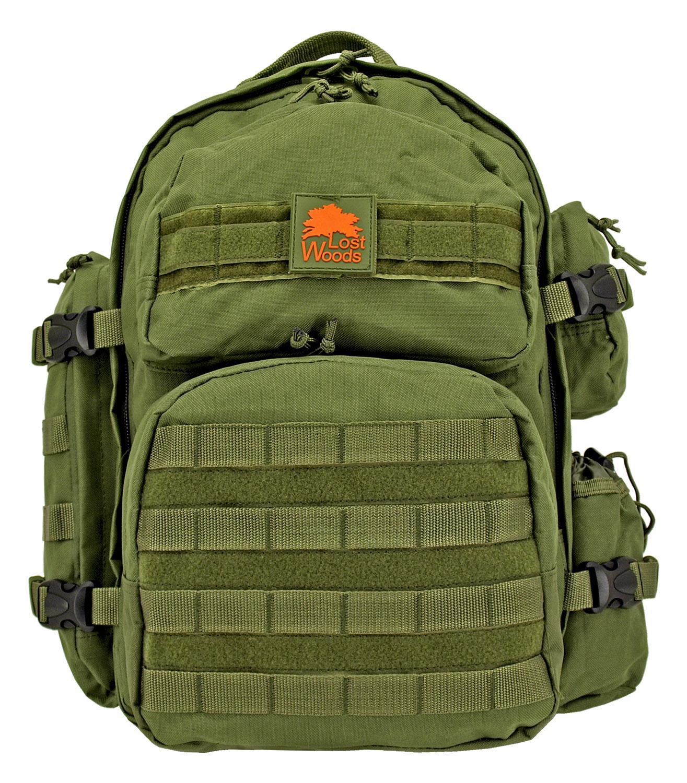 Elite Tactical Pack - Olive Green