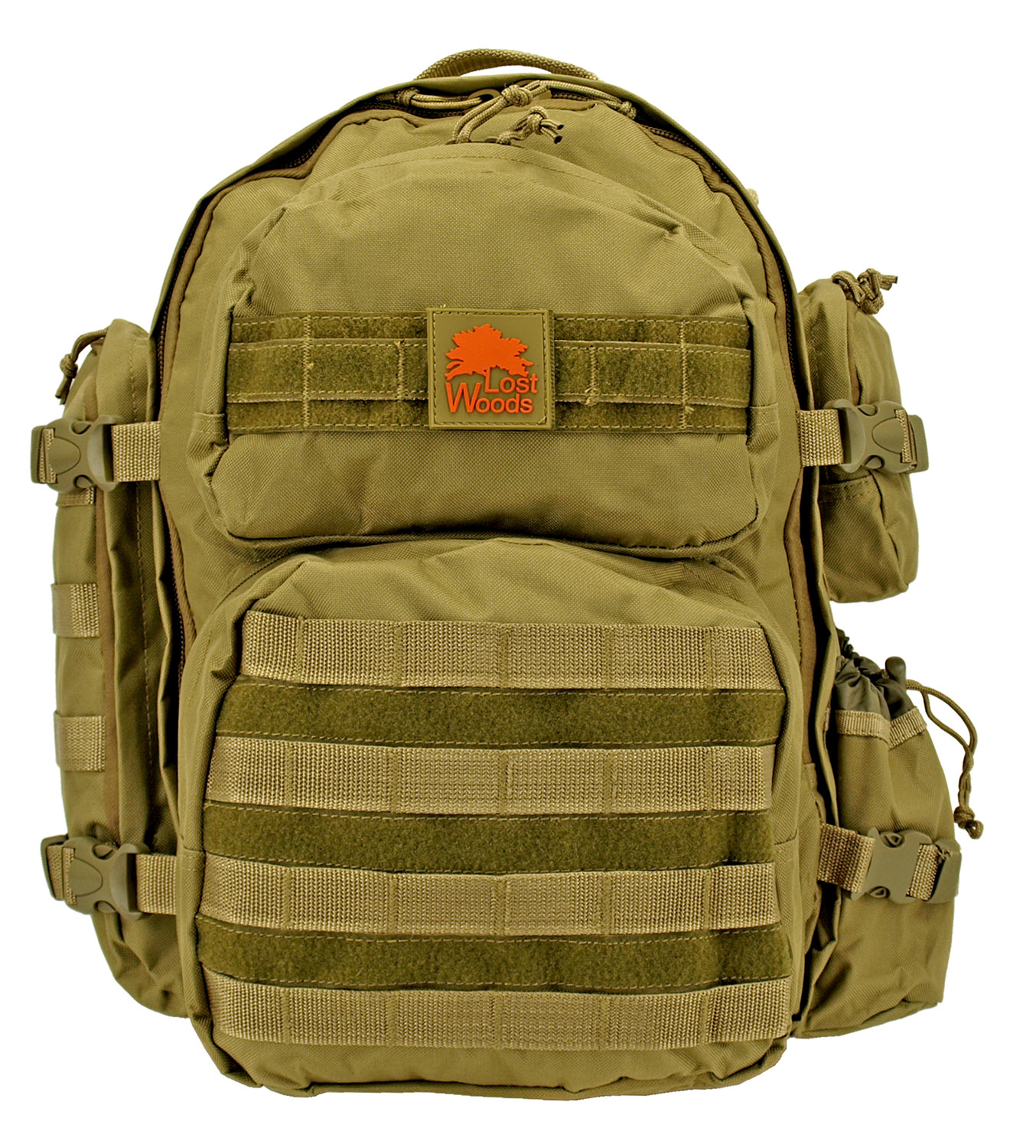 Elite Tactical Pack - Desert Tan