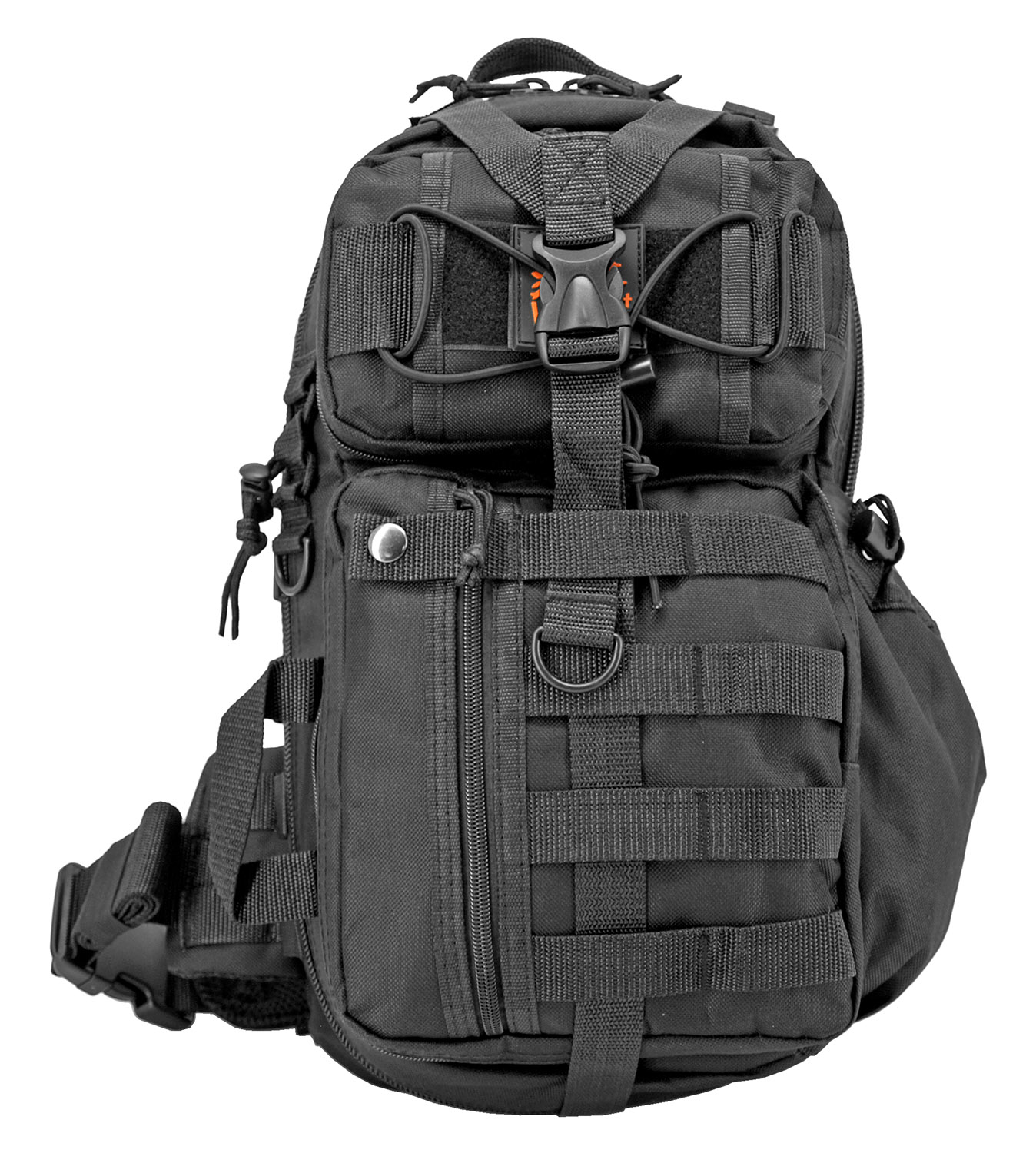 Tactical Readiness Sling Pack - Black