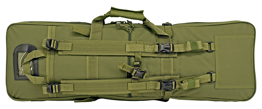 32 In M4 Case Bag Olive Green