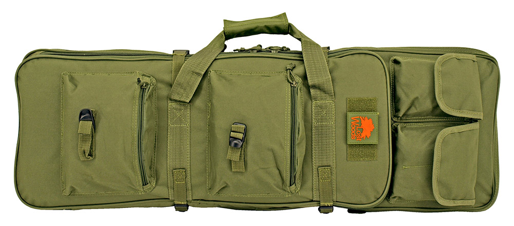 32 in M4 Rifle Case Bag - Olive Green