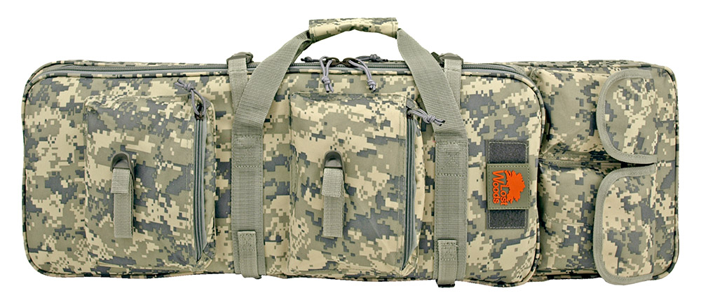 32 in M4 Rifle Case Bag - Digital Camo