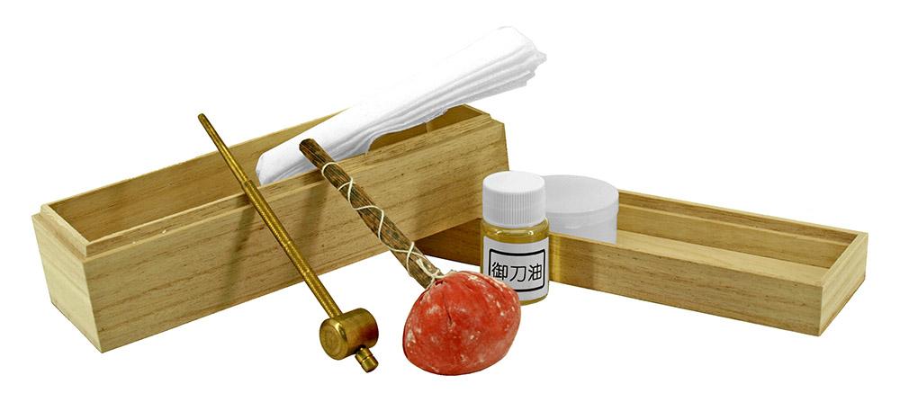 Samurai Sword Maintenance Kit