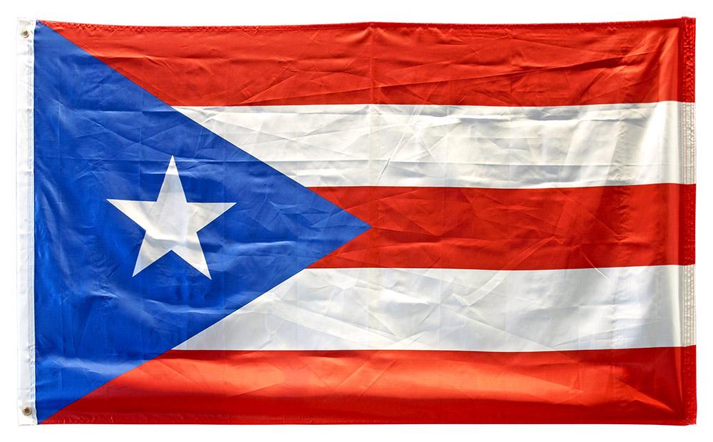 3' x 5' Puerto Rico Flag