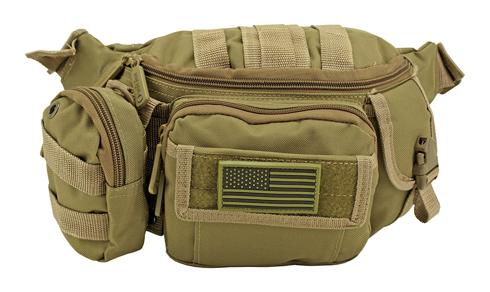 Tactical Fanny Pack - Desert Tan