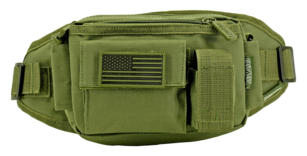 Utility Fanny Pack - Olive Green