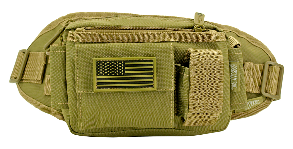 Utility Fanny Pack - Tan