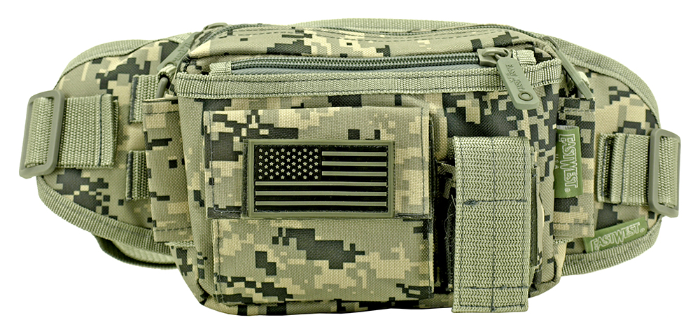 Utility Fanny Pack - Digital Camo