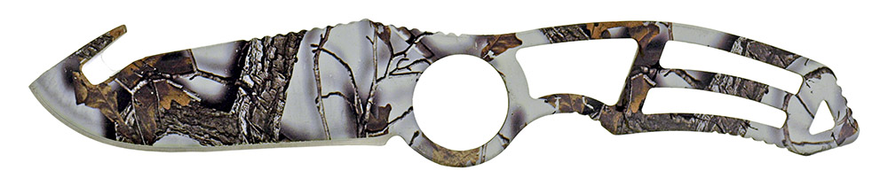 2 - pc. Throwing Knife Set - Snow Camo