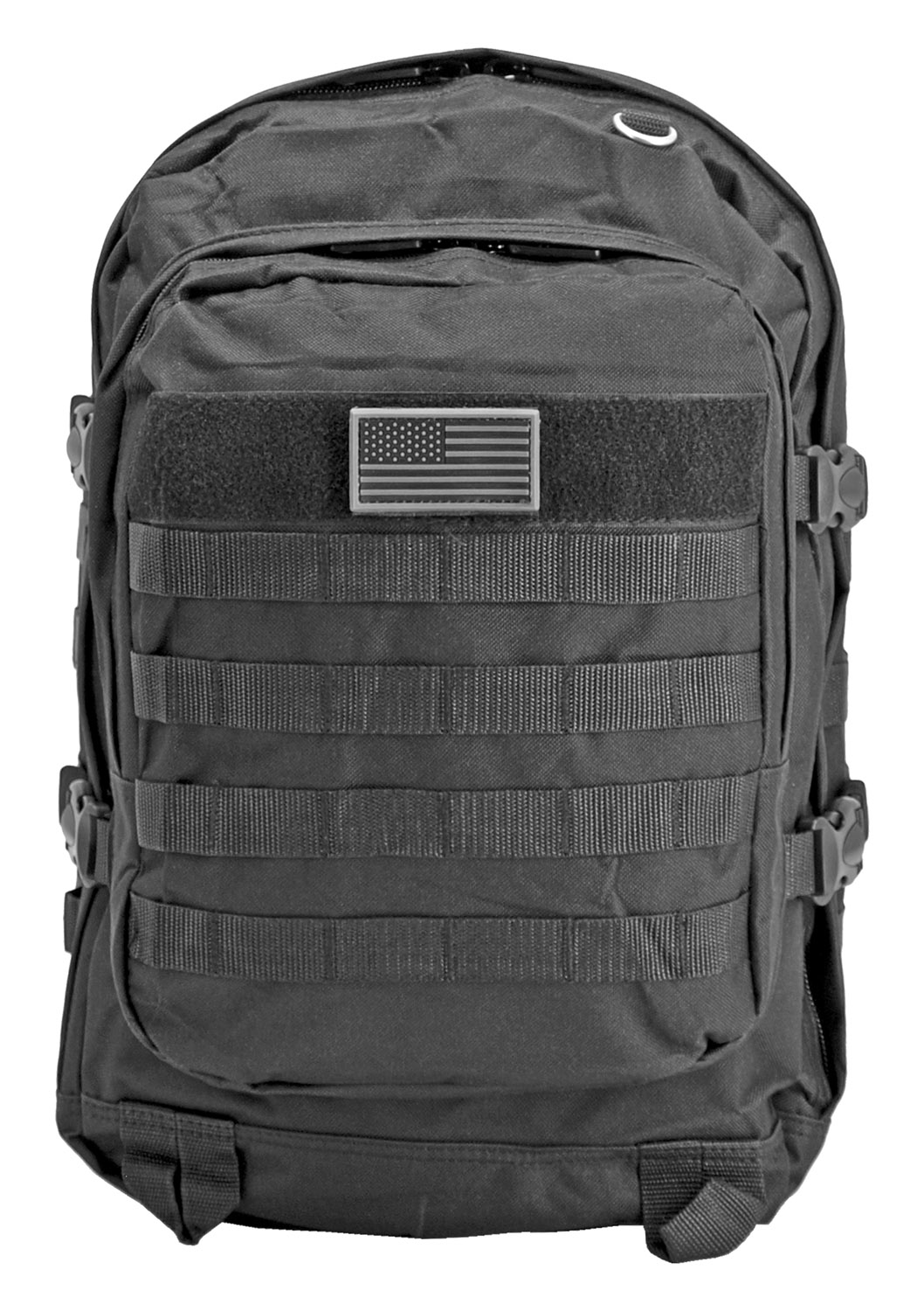 Military Molle Pack - Black