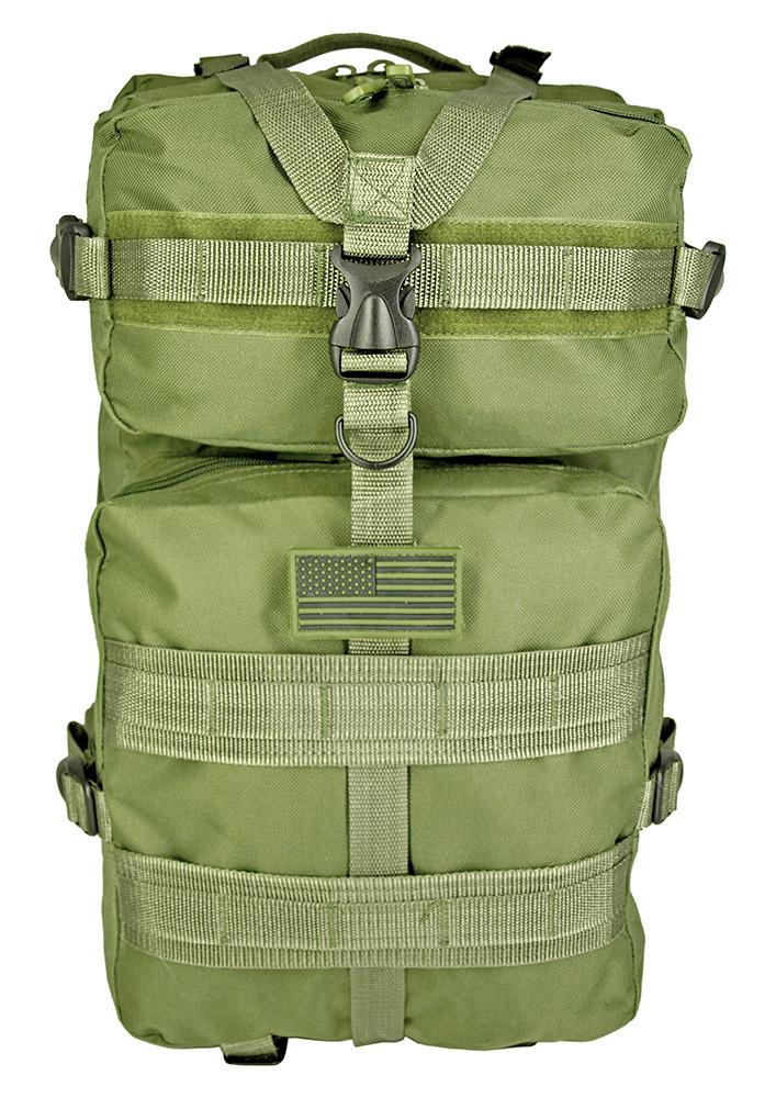 Mission Pack - Olive Green
