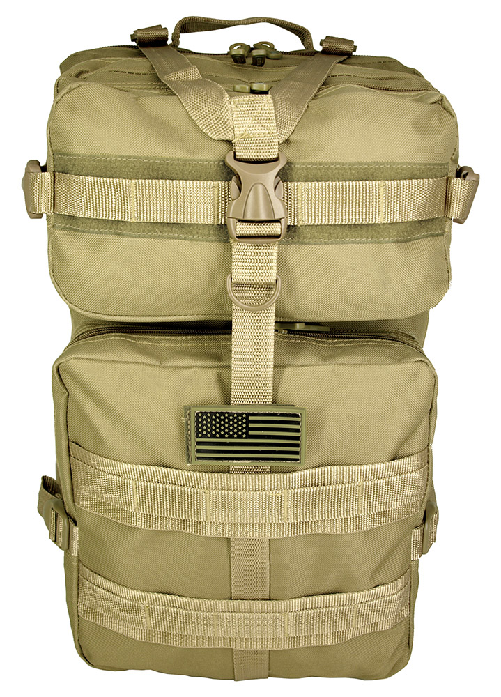 Mission Pack - Tan